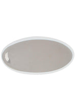 Load image into Gallery viewer, Platinum Large Oval Platter