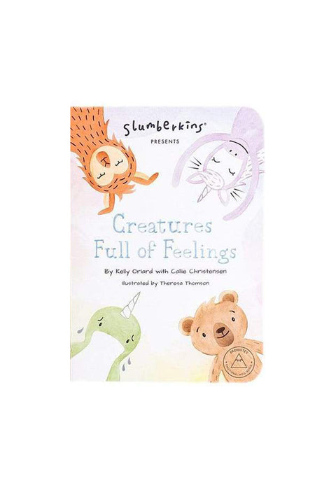 Creatures Full of Feelings Book