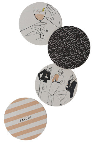 Cheers! Coaster Set/8