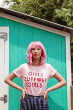 Load image into Gallery viewer, Girls Support Girls Tee