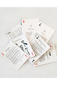 Gentlemen's Deck of Cards