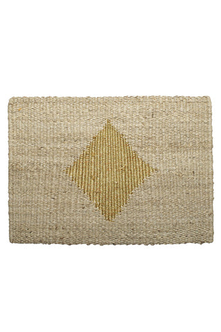 Gold Diamond Door Mat