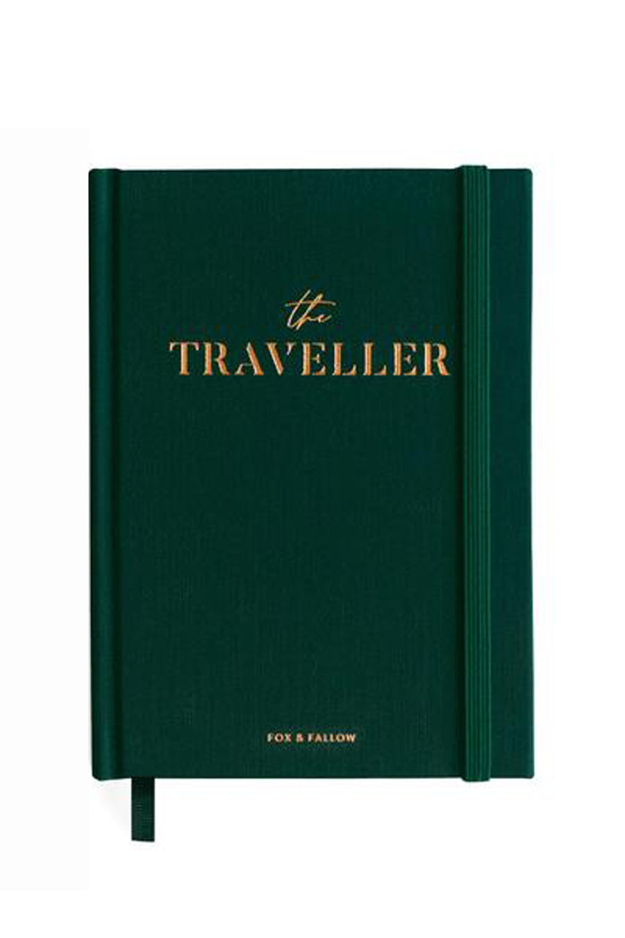The Traveller Mini Travel Diary