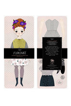 Load image into Gallery viewer, Florence Paper Doll Kit