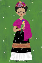 Load image into Gallery viewer, Frida Paper Doll Kit