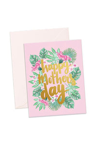 Mother's Day Tropical Card