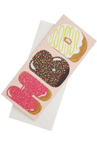 HBD Donuts Card