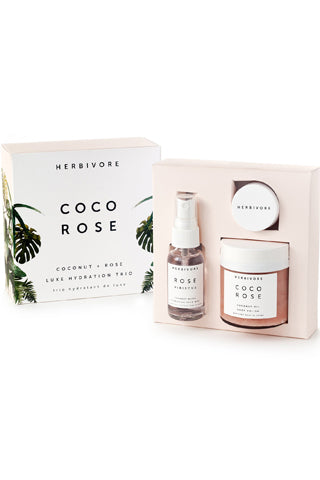 Coco Rose Luxe Hydration Trio