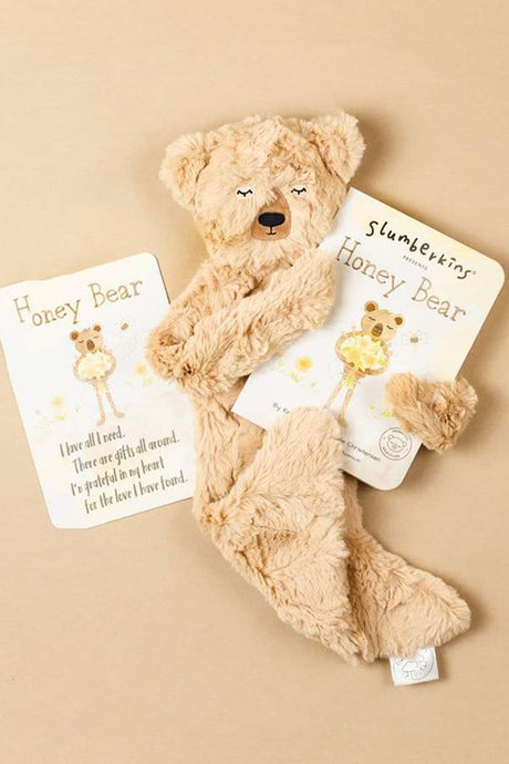 Honey Bear Snuggler Bundle | Gratitude