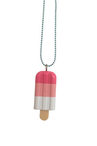 Pop Cutie x Iwako Ice Cream Necklace