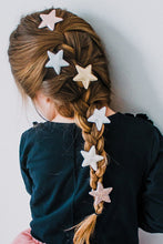 Load image into Gallery viewer, Glitter Superstar Salon Clips