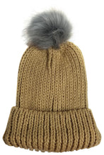Load image into Gallery viewer, Tahoe Pom Hat