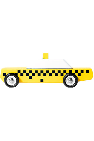 Baby CandyCab Wooden Car
