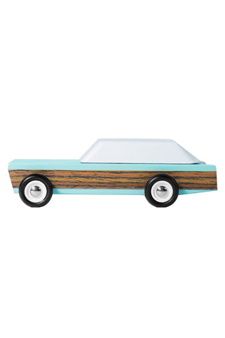 Baby Woodie Wooden Car