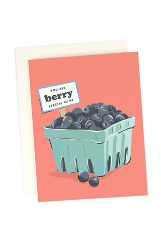 Berry Special to Me Card