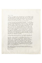 Load image into Gallery viewer, Vintage Love Letter Napkins Ed. I