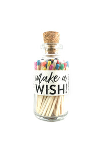 Make a Wish Apothecary Matches