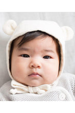 Load image into Gallery viewer, Organic Baby Bonnet | Bear