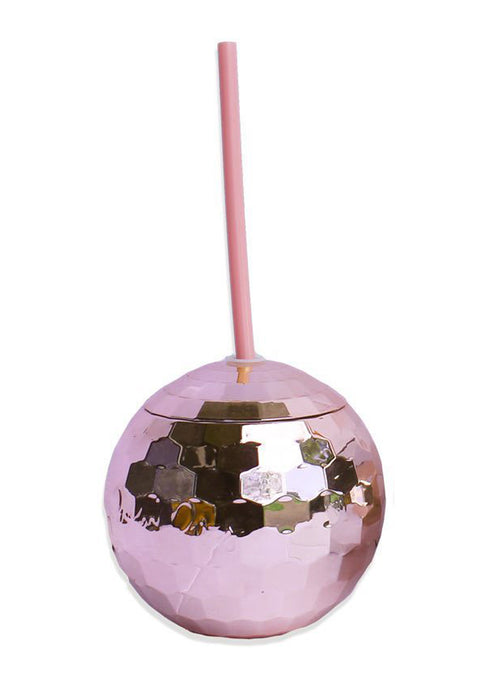Rose Gold Disco Drink