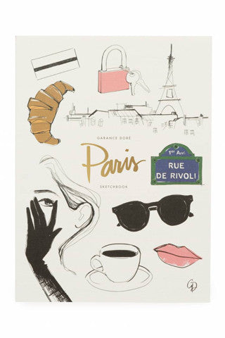 Paris - New York Notebook