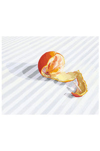 Peeled Orange Still Life Print