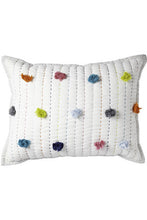 Load image into Gallery viewer, Pom Pom Nursery Pillow