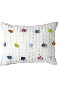 Pom Pom Nursery Pillow