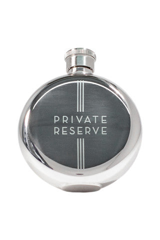 Private Reserve Stainless Steel Flask