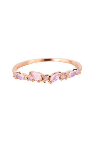 Lily Ring | Rose Gold