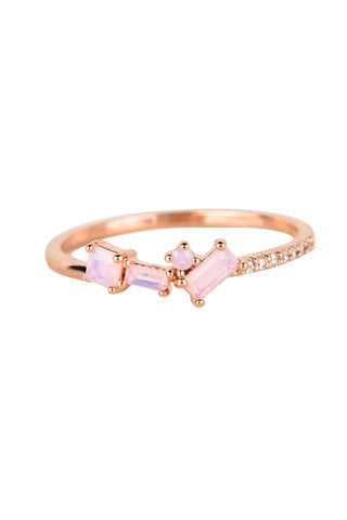 Charming Rose Ring | Rose Gold