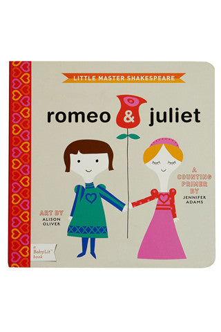 Romeo & Juliet: A BabyLit® Counting Primer