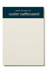 Under Caffeinated Minipad