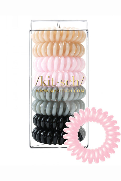 Hair Coils 8/Pack
