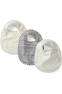 Stripes Away Bib Set/3