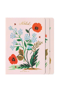 Botanical Notebook Set