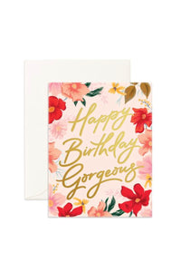 Birthday Gorgeous Card