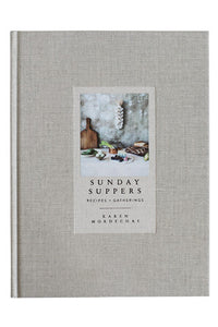 Sunday Suppers: Recipes + Gatherings