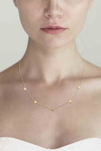 Load image into Gallery viewer, Five Star Necklace