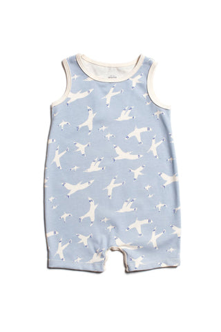 Skybirds Tank-Top Romper