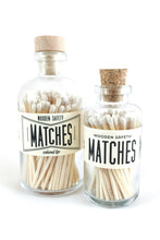 Load image into Gallery viewer, Vintage Apothecary Matches | White
