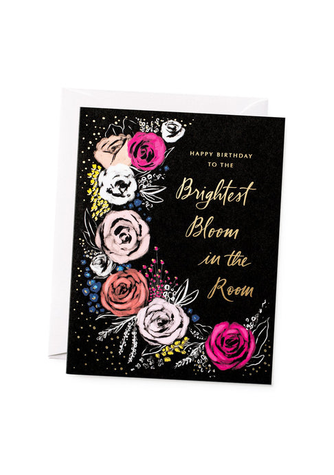 Brightest Bloom Card