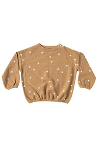 Stars Slouchy Pullover