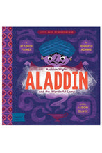 Load image into Gallery viewer, Aladdin & the Wonderful Lamp: A BabyLit® Sounds Primer