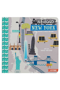 All Aboard New York! A Cities Primer