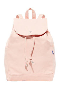 Shell Drawstring Backpack