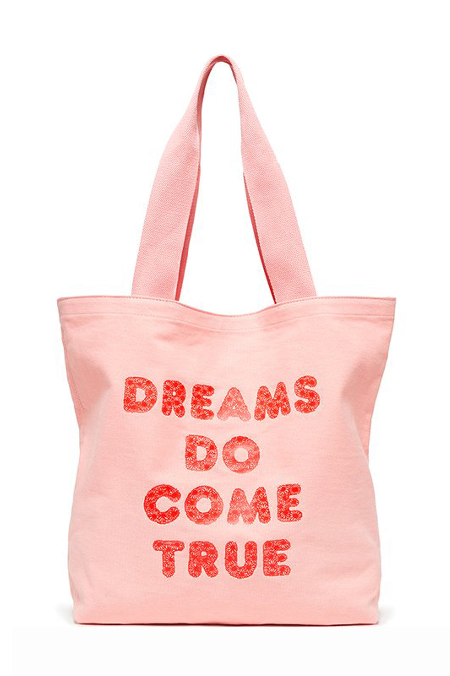 Big Canvas Tote | Dreams Do Come True