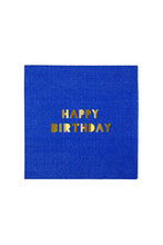 Load image into Gallery viewer, Happy Birthday Napkins