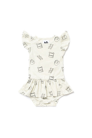 Brunch Dress Onesie