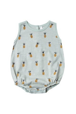 Pineapples Bubble Onesie