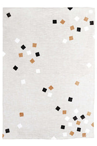 Mixed Confetti Tea Towel
